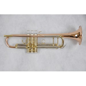 Trompete Dason´s Wind Laqueado Si Bemol