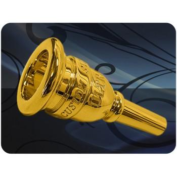 Bocal para Trombone Ultra JC Custom calibre fino