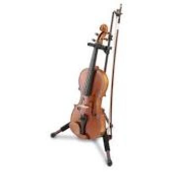 Suporte Travlite para Violino e Viola Hércules DS571BB