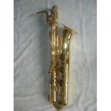 Sax Barítono Yamaha YBS-32 Dourado
