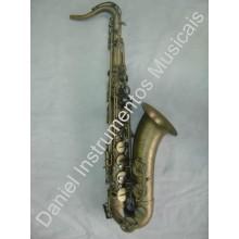 Sax Tenor P.Mauriat System 76 Envelhecido 2nd Edition