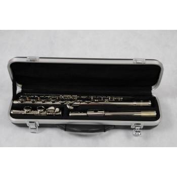 Flauta Transversal Waldman Niquelada
