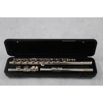 Flauta Transversal Yamaha YFL-281 Niquelada