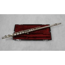 Flauta Transversal Yamaha YFL-211 Niquelada