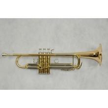 Trompete Yamaha Custon YTR-800G Laqueado Si Bemol