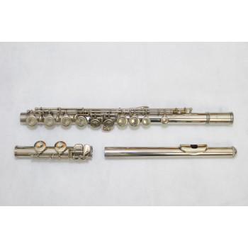 Flauta Yamaha YFL-23 (Japan) Niquelada Dó