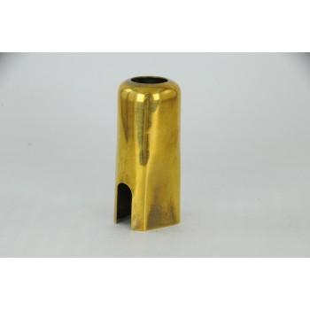 Tampa Otto Link Dourada para boquilha de Sax Soprano - Usada