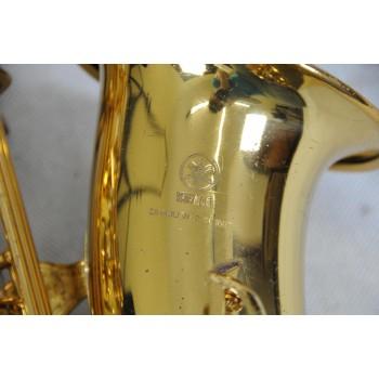 Sax Alto Yamaha YAS-275 Laqueado