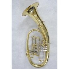 Trompa Wagneriana Suzuki SZFH-760LQ Laqueado Fá/Si bemol