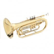 Trombone de Marcha Jahnke JTB-0490 (Trombonito)