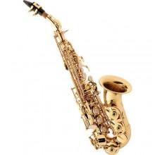Sax Soprano Curvo Eagle SP-508